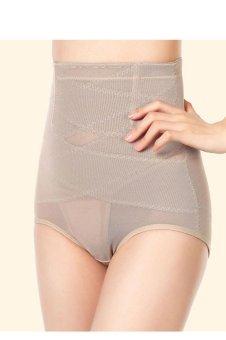 Nơi Bán High Waist Cincher Shapewear Tummy Control Abdomen Pant Underwear (Beige) – intl  Fashion Deal