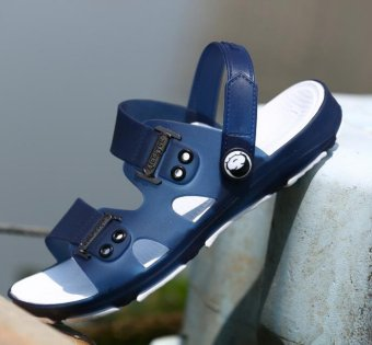 JOY Korea Korean fashion Summer style men's sandals - intl