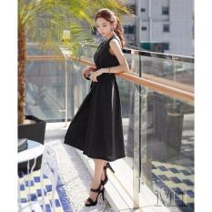 Chỗ bán Jumpsuit quần váy Misa Fashion MS255 / Đen