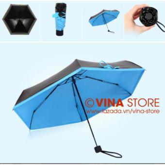 Ô dù che mưa nắng gấp siêu nhỏ gọn, thiết kế thời trang (xanhdương) - 8438105 , OE680FAAA4K5SYVNAMZ-8374919 , 224_OE680FAAA4K5SYVNAMZ-8374919 , 306000 , O-du-che-mua-nang-gap-sieu-nho-gon-thiet-ke-thoi-trang-xanhduong-224_OE680FAAA4K5SYVNAMZ-8374919 , lazada.vn , Ô dù che mưa nắng gấp siêu nhỏ gọn, thiết kế thời trang
