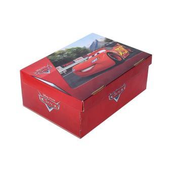 Sandal Bé trai Bitis Disney Car - Vương quốc xe hơi DTB062911DOO (Đỏ)