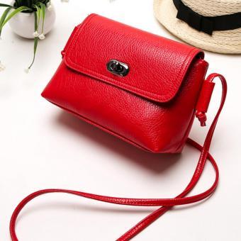 Túi đeo chéo free stype ( Đỏ)
