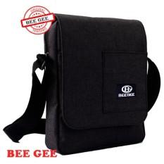 Túi Đeo Chéo Nam Bee Gee 02 (Đen)