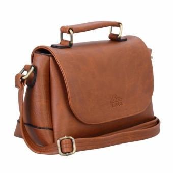 Túi đeo chéo nữ LATA HN26 ( Bò đậm )