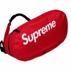 Mẫu sản phẩm Túi đeo chéo Supreme Trung (Đỏ)