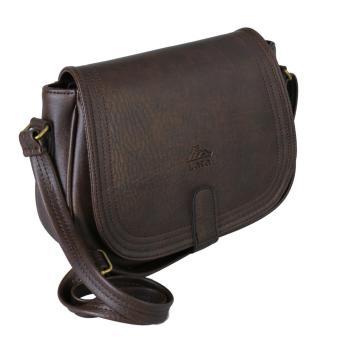 Túi đeo chéo thời trang nữ LATA HN28 (Nâu)