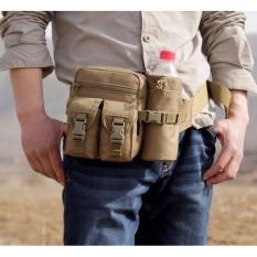 Trang bán Túi đeo hông – tx49 nâu