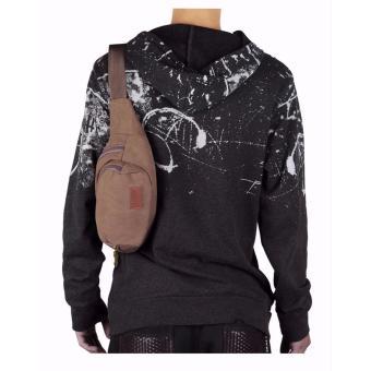 Túi đeo Hông màu nâu - TX24 - 4