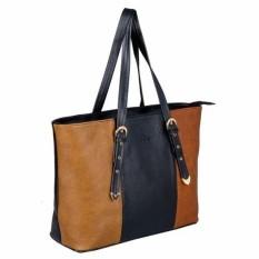 Túi xách tay nữ LATA TX02 (Da đen)