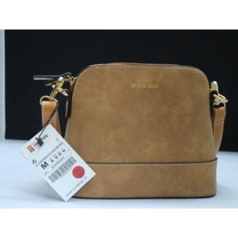 Túi xách Zara Home Bag - Màu da bò
