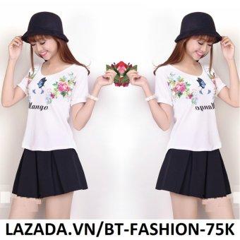 Váy Ngắn Xếp Ly Dây Kéo Sau Thời Trang Hàn Quốc 2017 - BT Fashion VA011 (Đen) - 10225763 , BT223FAAA2PPZQVNAMZ-4655839 , 224_BT223FAAA2PPZQVNAMZ-4655839 , 98000 , Vay-Ngan-Xep-Ly-Day-Keo-Sau-Thoi-Trang-Han-Quoc-2017-BT-Fashion-VA011-Den-224_BT223FAAA2PPZQVNAMZ-4655839 , lazada.vn , Váy Ngắn Xếp Ly Dây Kéo Sau Thời Trang Hàn Quốc
