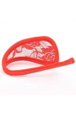 Giá sốc Velishy C-String Underwear Lace Red – intl Tại Veli shy