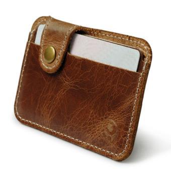 Ví Da Bò Thật Đựng Name Card,Thẻ ATM ,Visa SPK114