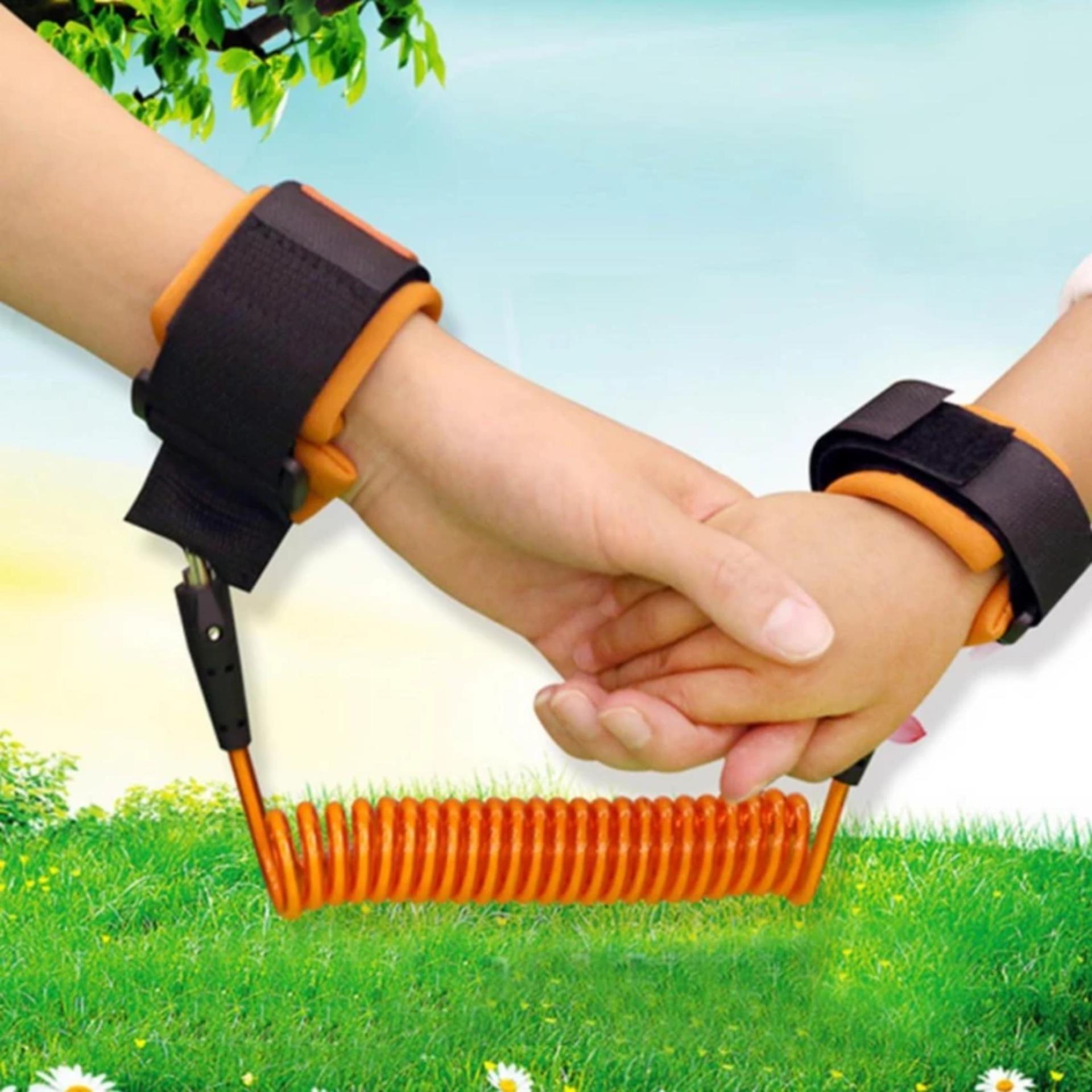 Vòng đeo tay có dây an toàn chống trẻ đi lạc