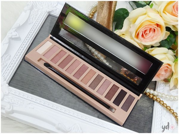 Bảng Phấn Mắt 12 Ô L.A Girl Eyeshadow Collection Nudes