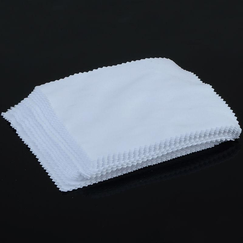 Giá bán 10PCS Microfiber Cleaning Cloth For Camera Tab Screens Glasses Lens Cleaner - intl