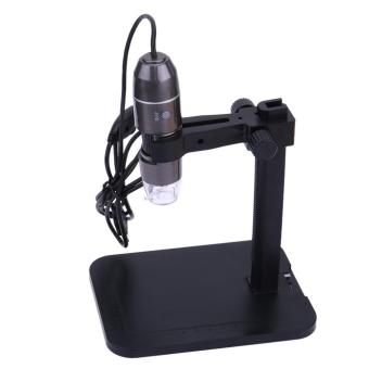 20X-800X 8LEDs USB Digital Microscope with Base Stand