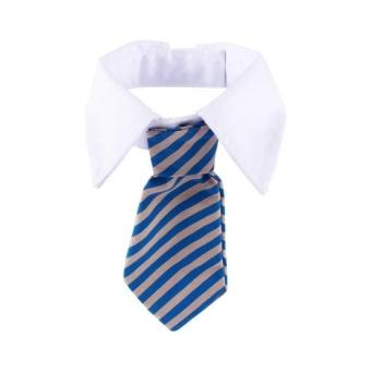 31Cm Silk Satin Stripe Lovely Pet Bow Tie Collar Neck Tie(Blue Ash) - intl - 8607477 , OE680OTAA8N9TOVNAMZ-16842439 , 224_OE680OTAA8N9TOVNAMZ-16842439 , 511560 , 31Cm-Silk-Satin-Stripe-Lovely-Pet-Bow-Tie-Collar-Neck-TieBlue-Ash-intl-224_OE680OTAA8N9TOVNAMZ-16842439 , lazada.vn , 31Cm Silk Satin Stripe Lovely Pet Bow Tie Colla