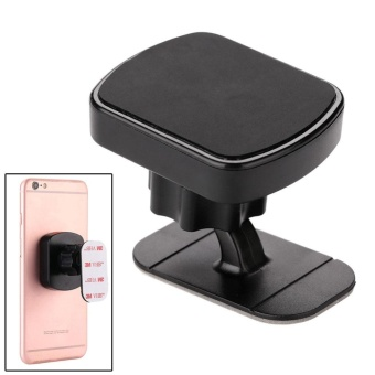 360° Car Magnetic Mount Holder Stand Bracket For Mobile Phone GPSNavi - intl