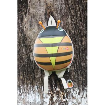 Ba lô cho bé tự lập - Con ong cute (Cam)