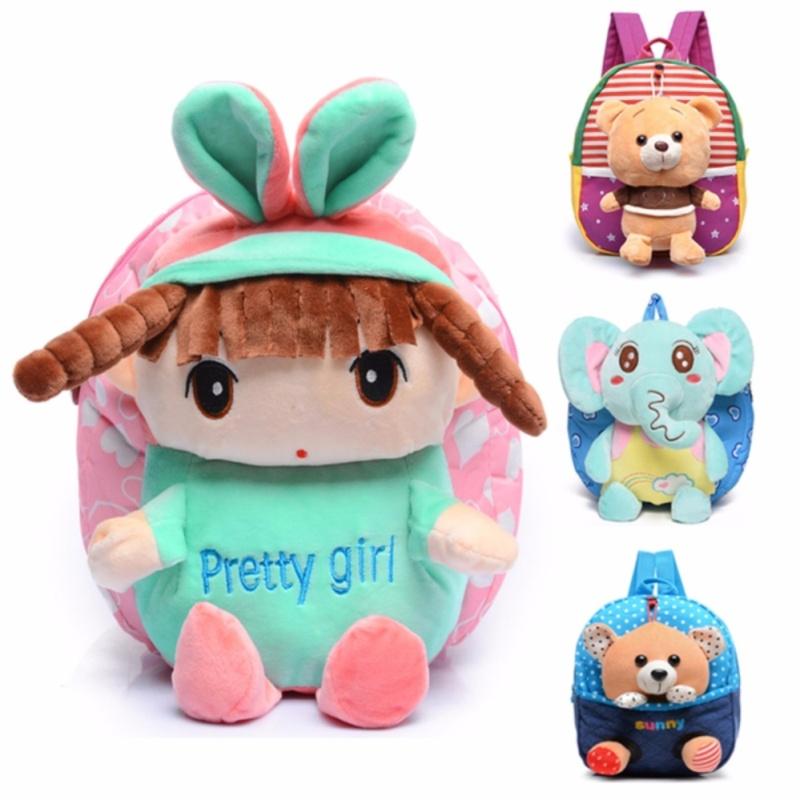 Giá bán Balo búp bê đáng yêu cho bé gái Đồ Da Thành long TLG 208180 (Hồng) - Cam kết như hình