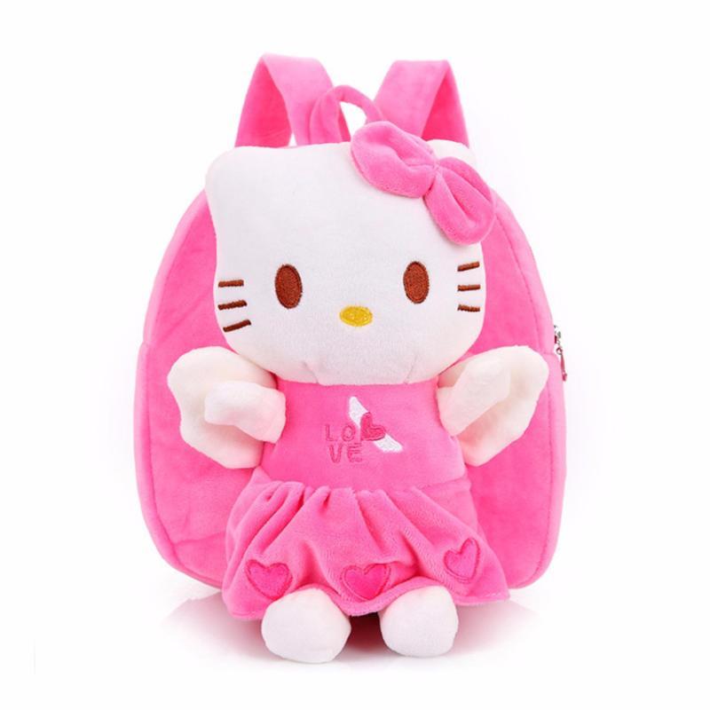 Giá bán Balo mèo Kitty đáng yêu cho bé gái