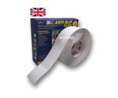 Băng dán chống trơn trượt Heskins Aqua-Safe H34050050T, 50mm x 18.3m/cuộn (Trong suốt Aqua)