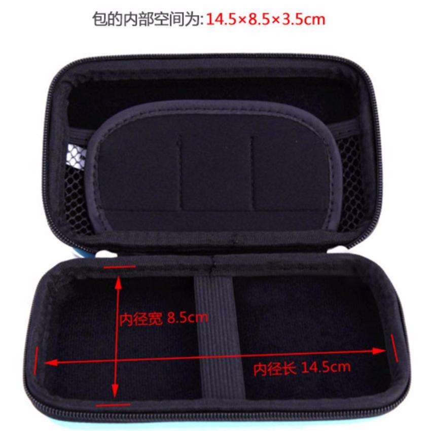 Bao / Hộp đựng tiện dụng đồ dùng cá nhân MS41 Bộ lưu trữ tai nghe, cáp dữ liệu, đầu...