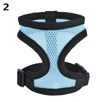 Bluelans Adjustable Mesh Safety Collar Strap Vest PetControlHarnessL (Blue) - intl - 8588206 , OE680OTAA704COVNAMZ-12851458 , 224_OE680OTAA704COVNAMZ-12851458 , 361620 , Bluelans-Adjustable-Mesh-Safety-Collar-Strap-Vest-PetControlHarnessL-Blue-intl-224_OE680OTAA704COVNAMZ-12851458 , lazada.vn , Bluelans Adjustable Mesh Safety Collar