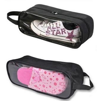 Bộ 2 túi đựng giày du lịch chơi thể thao Lagi- N1368