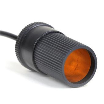 Bộ Chuyển Đổi Nguồn Điện 220V - Đầu Cắm Ô TÔ 12V/60W/5A