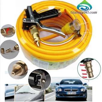 Bộ dây và vòi xịt tăng áp lực nươc 300% loại 10m 206400