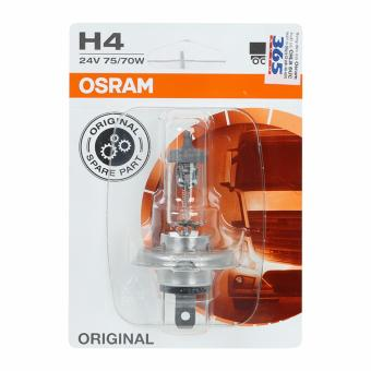 Bóng đèn Osram H4 Original 24V ( Trắng )