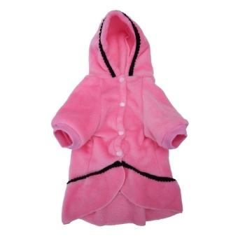 burmab Pet Dog Fleece Lined Sweatshirt Winter Coat BowTieHoodie,Pink. - intl - 8598686 , OE680OTAA7W9L1VNAMZ-15004767 , 224_OE680OTAA7W9L1VNAMZ-15004767 , 652680 , burmab-Pet-Dog-Fleece-Lined-Sweatshirt-Winter-Coat-BowTieHoodiePink.-intl-224_OE680OTAA7W9L1VNAMZ-15004767 , lazada.vn , burmab Pet Dog Fleece Lined Sweatshirt Winte