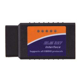 Car ELM327 OBD2 Bluetooth Adapter Diagnosis Tool