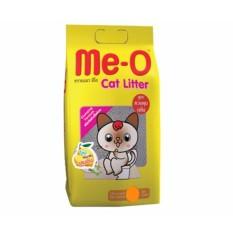 Mẫu sản phẩm Cát vệ sinh cho mèo hương chanh – 10 lít