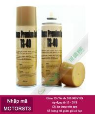 Chai xịt vệ sinh sên, chống rỉ sét, kháng nước TS-40 450ml (Nhập khẩu Malasya)