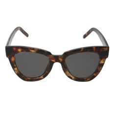 So Sánh Giá Chic Cat Eye Unisex Man Female Box Sea Sunglasses(Grey)-one size – intl   UNIQUE AMANDA