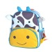 Children Babies Kids Cartoon Giraffe Shape School Bags BackpackRucksack Satchel
