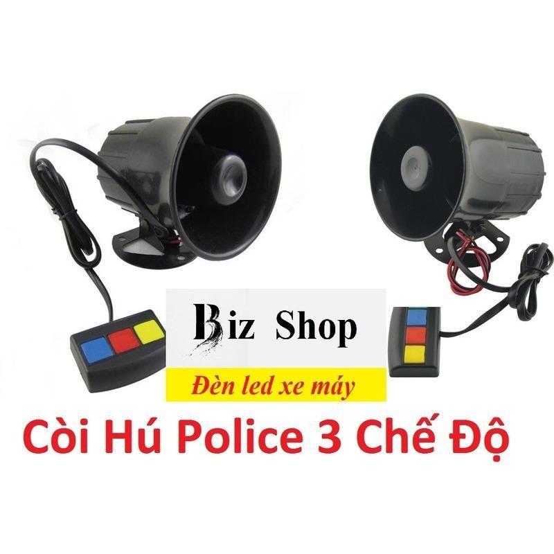 Còi hú Police 3 TIẾNG AS365