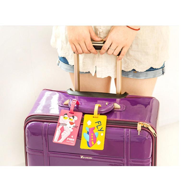 Combo 2 Thẻ đeo hành lý treo vali