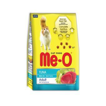 Combo 5 túi thức ăn mèo Me-O Adult Tuna 350g