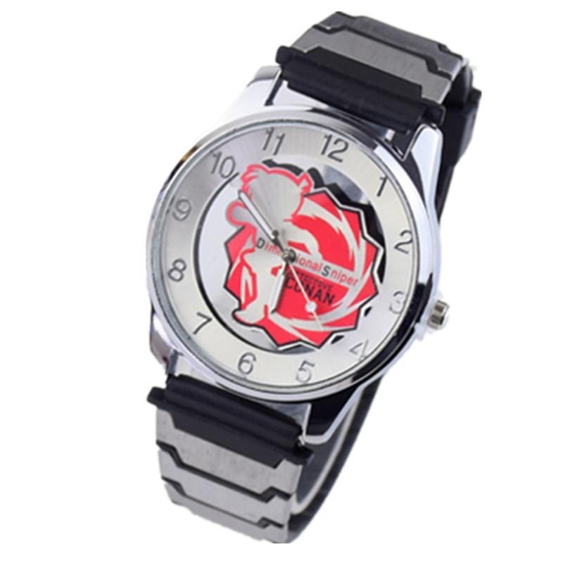 Conan Boy Teen's Hollow Watches(Color:as Pic) - intl bán chạy