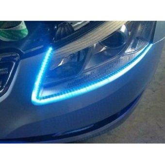Đèn LED mí mắt xe hơi màu XANH cực chất