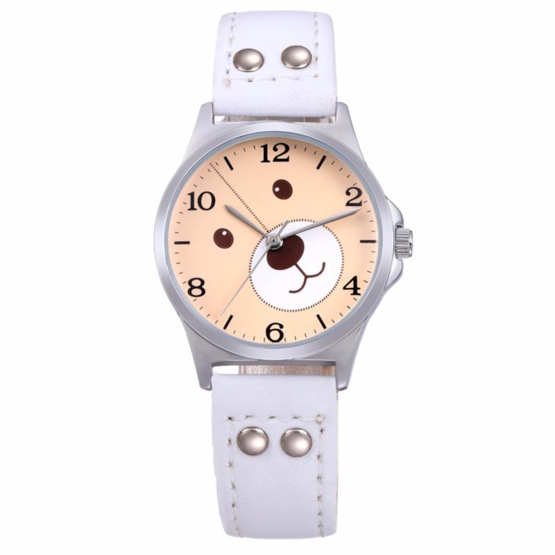 Đồng hồ bé gái SKONE dây da 3170 bán chạy