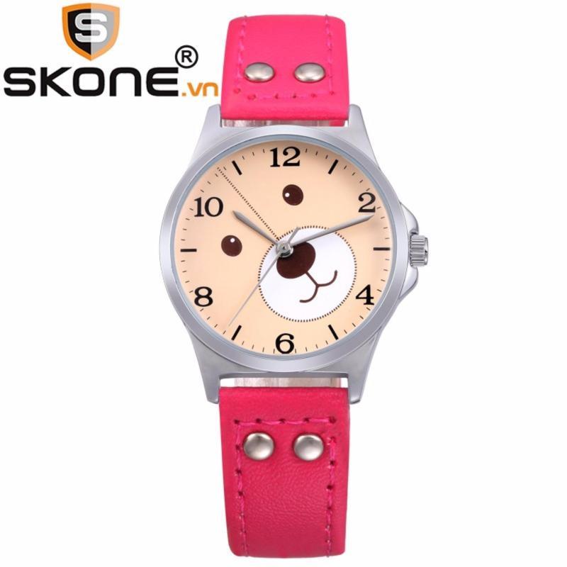 Đồng hồ bé gái SKONE - dây da 3170-2 bán chạy