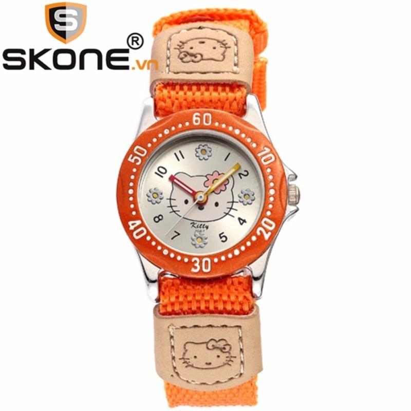 Đồng hồ bé gái SKONE - dây dù 2667-2-D bán chạy
