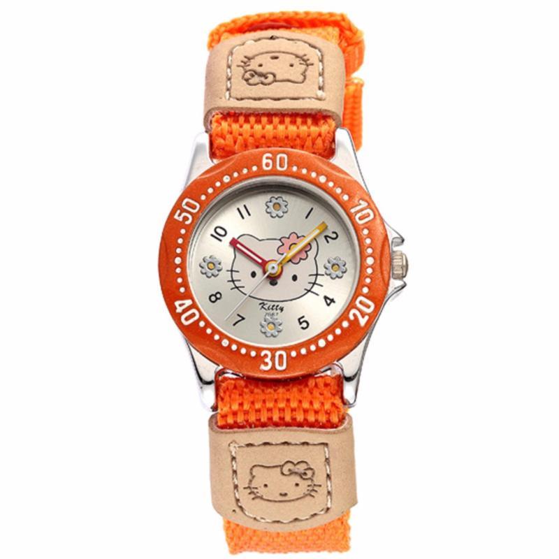 Đồng hồ bé gái SKONE máy Quartz Nhật, dây dù 2667 bán chạy