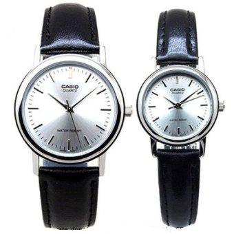 Đồng hồ cặp dây da Casio MTP-1095E-7ADF-LTP-1095E-7ADF