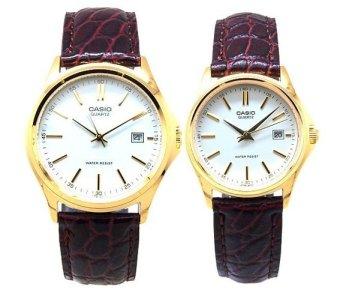 Đồng hồ cặp dây da Casio MTP-1183Q-7ADF LTP-1183Q-7ADF